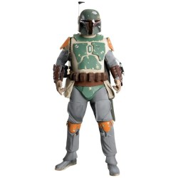 authentic looking boba fett costume