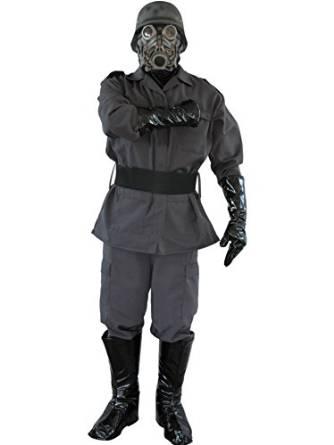 chemical warfare costume