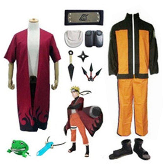 cosplay costume naruto